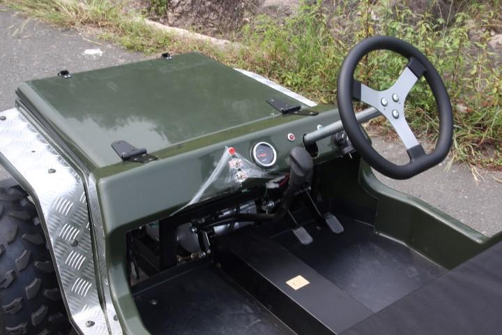Fersk Mini Jeep Willys Go Kart | GOKART CO QA-99